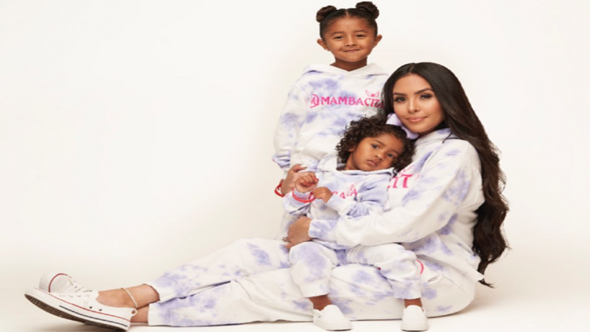 Mambacita apparel line launched to honor Gigi Bryant