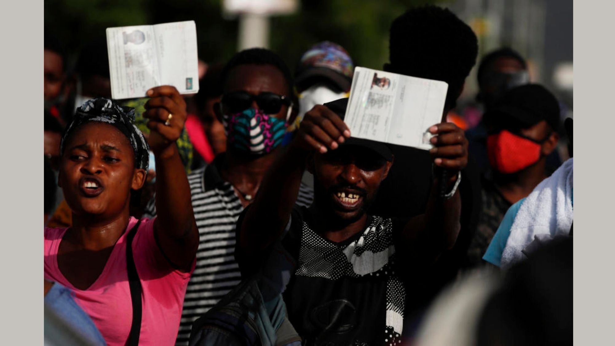 Haiti on the brink of 'anarchy' after President's assassination; asks help from US, UN photo from Yahoo Sport UK