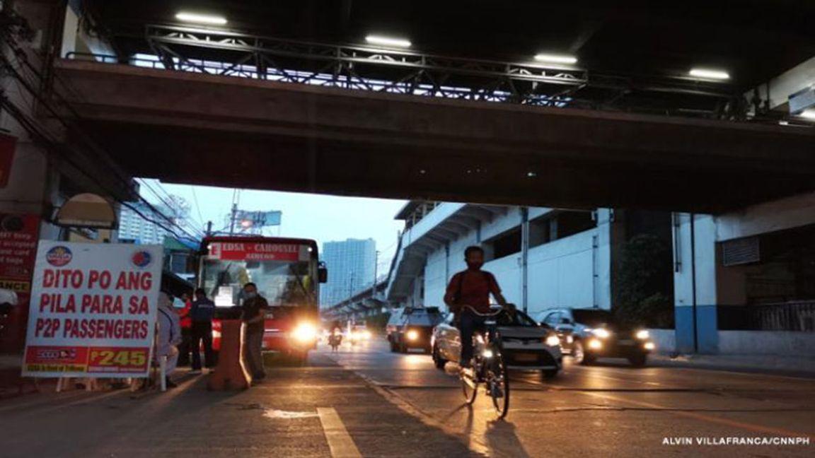 Hopeful for a downgrade Metro Manila mayors shorten curfew hours photo CNN Philippines