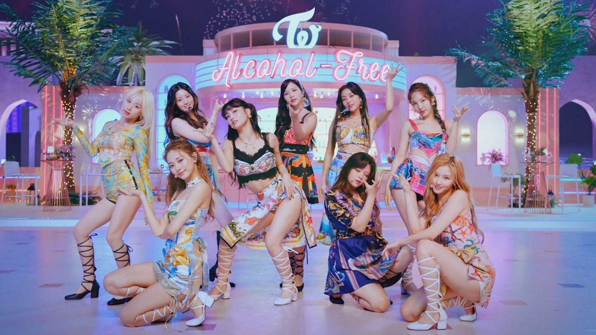 Drunk in love as TWICE drops music video for 'Alcohol-Free'