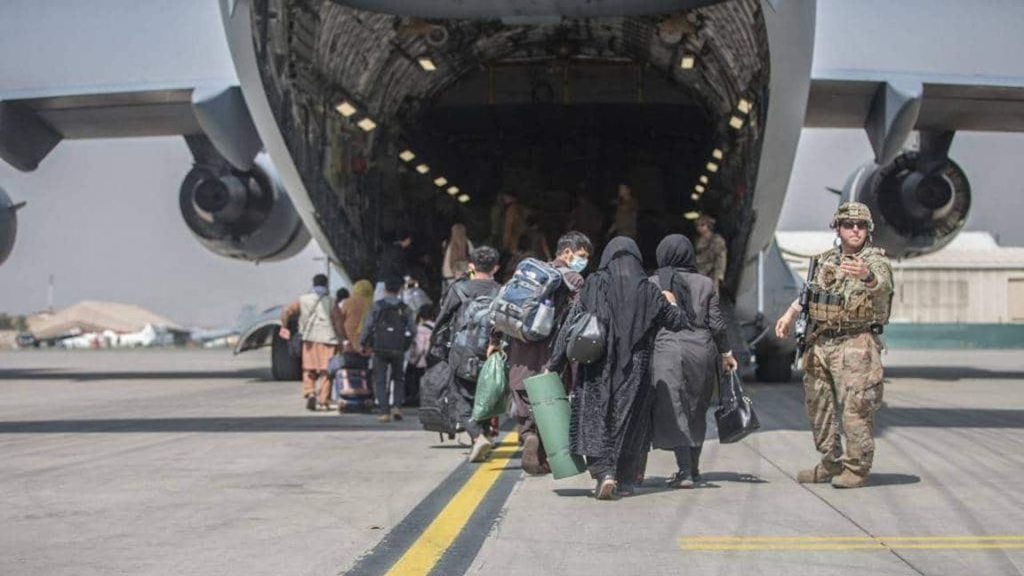 Pentagon says 16,000 evacuated from Kabul airport in past 24 hours photo from Manila Bulletin