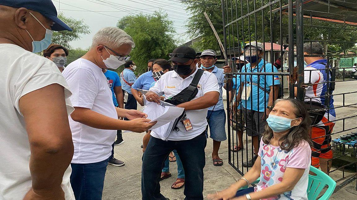 Ayuda v 2.0 kicks off in Biñan