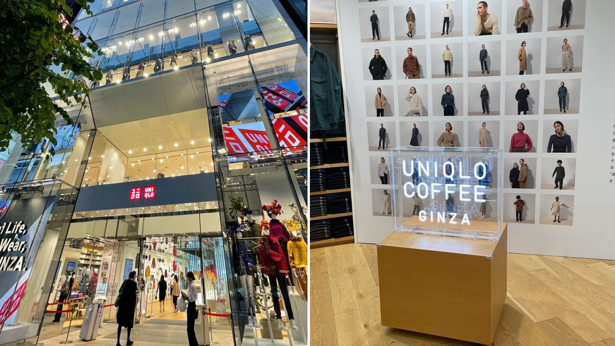 Branching out UNIQLO opens first café in Tokyo photo from Travelko_gourmet