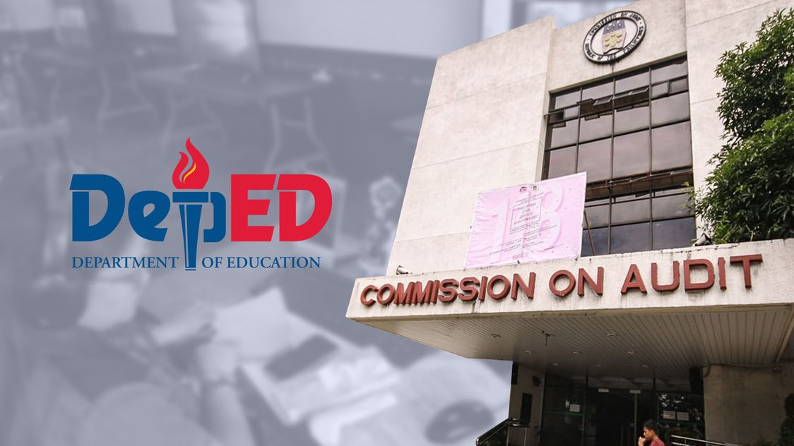 COA flags DepEd on P886-M delayed modules photo from Rappler