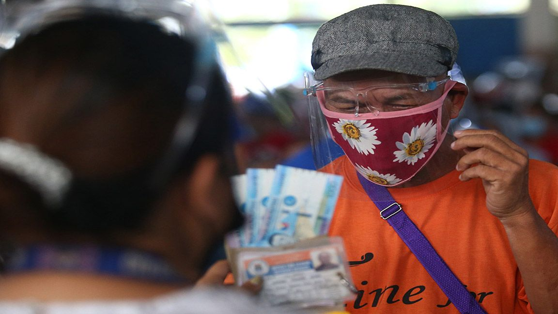 DILG Over P4.5-billion in 'ayuda' distributed to NCR  photo from Manila Bulletin