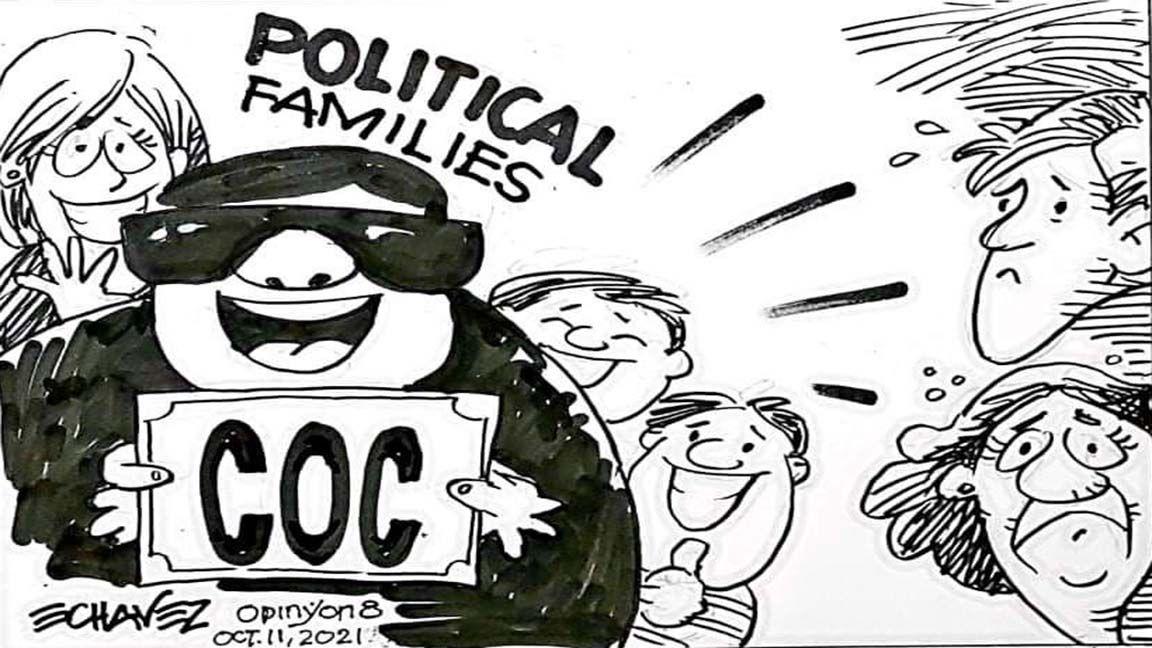 A political malaise