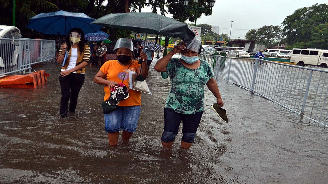 FLOODED STREETS photo by Mike taboy