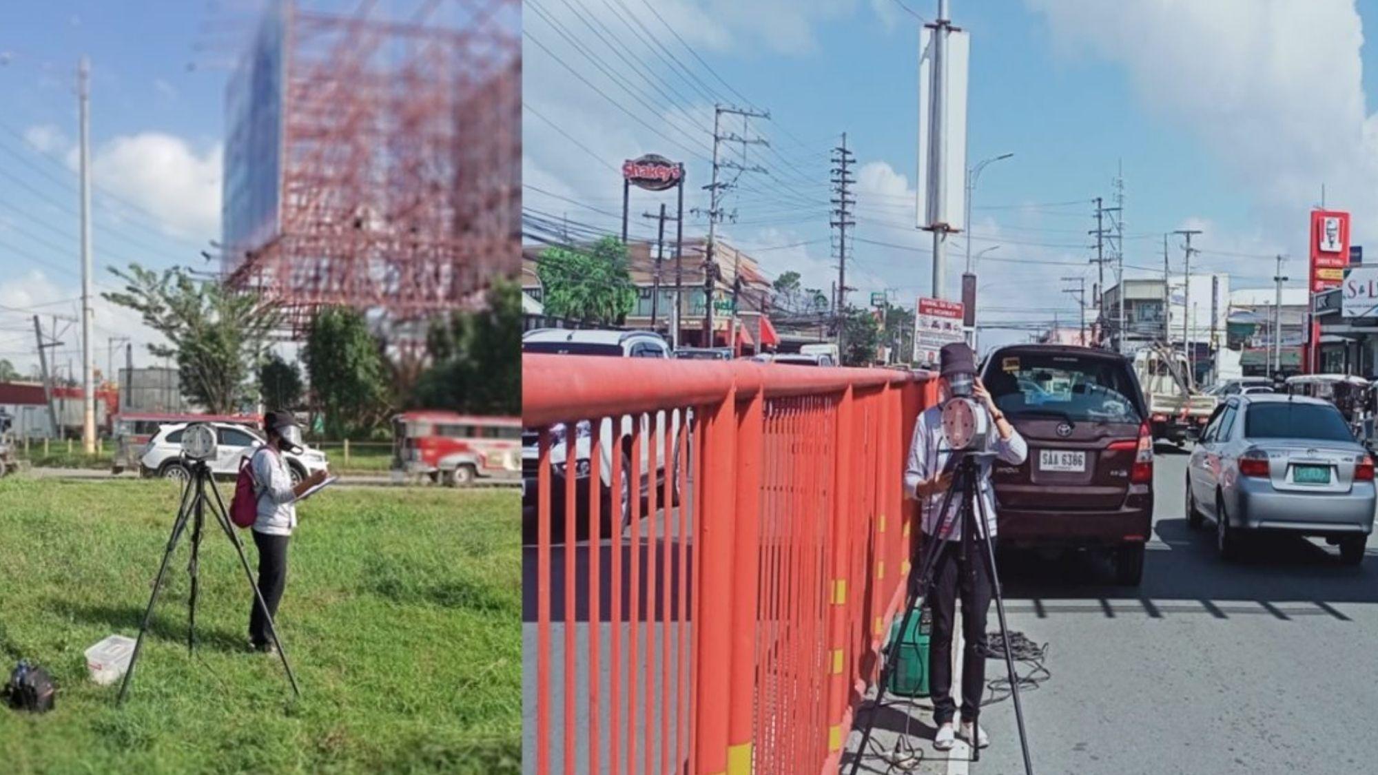 Air quality monitoring, inilunsad sa Batangas