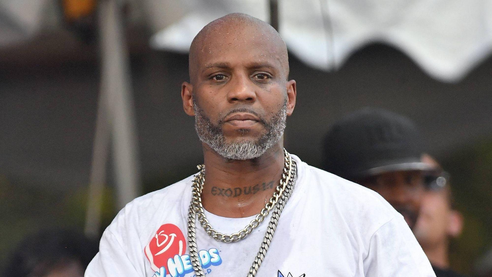 Rap icon DMX passes away