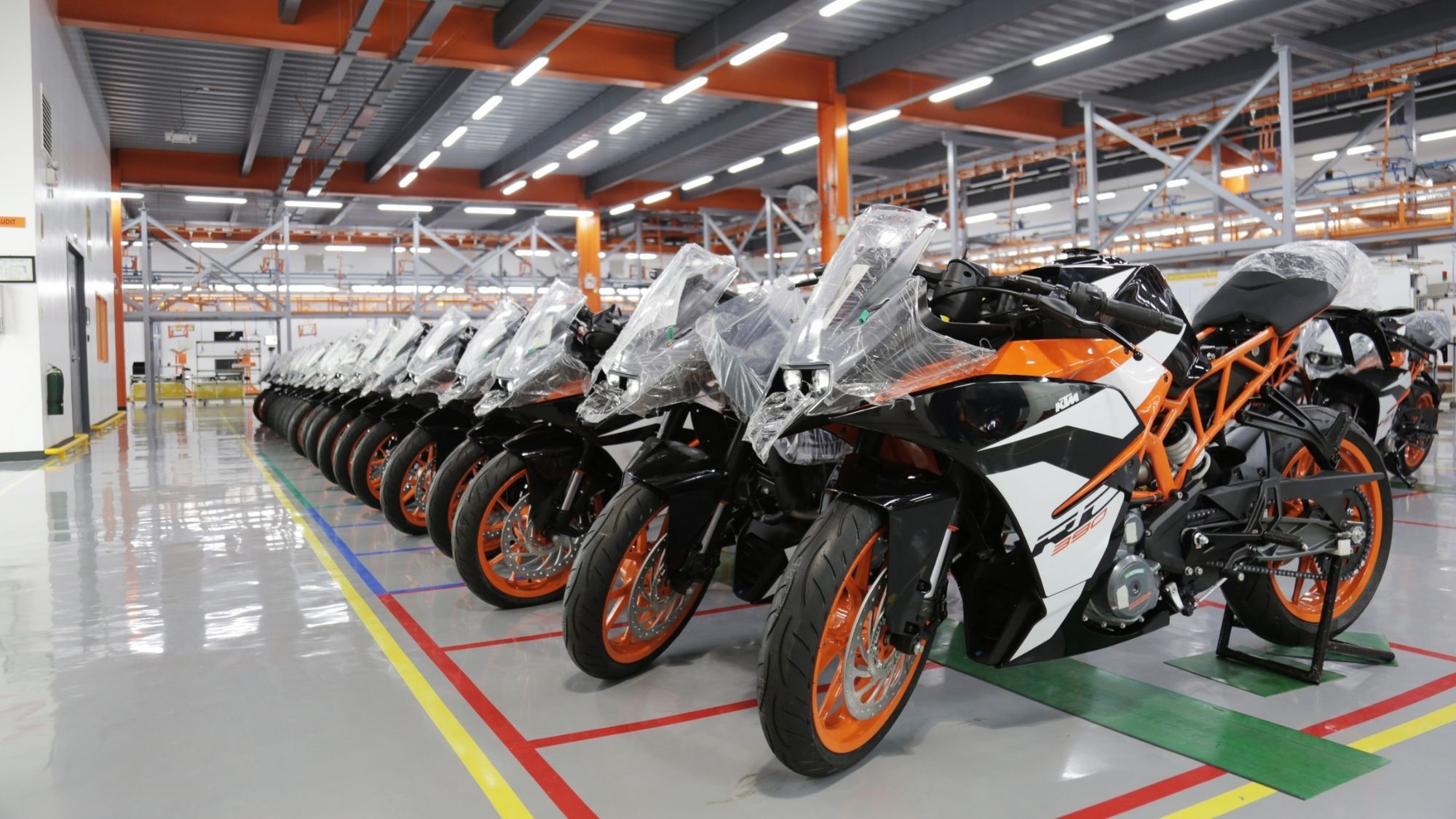 PH a new motorcycle production hub