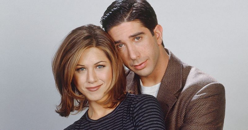 """From reel to real! Are """"Friends"""" Ross and Rachel dating in real life photo from Animated Times"""