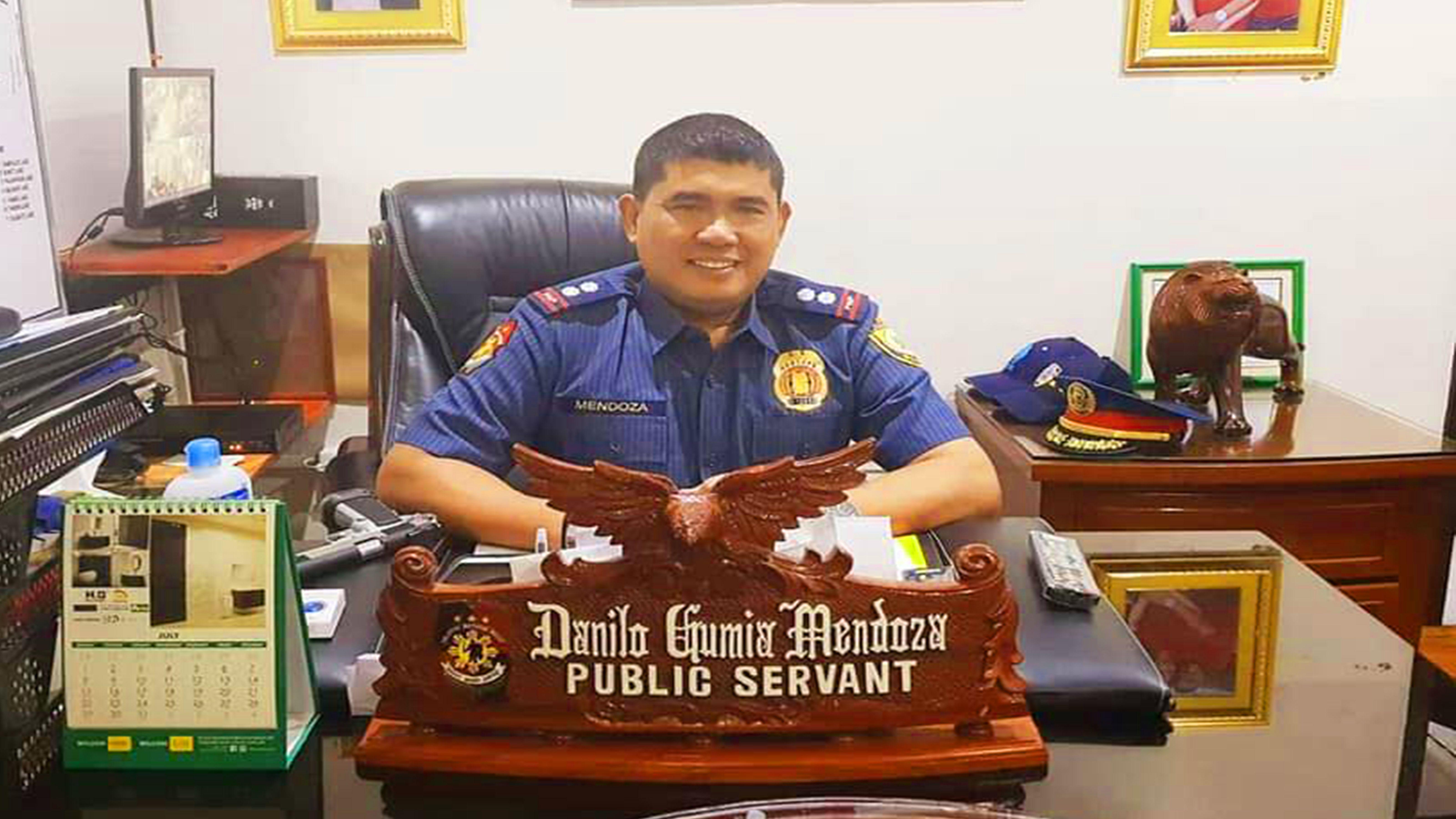 San Pedro top cop confirms recommending placing some areas under 'special concerns' photo by Danny G Mendoza