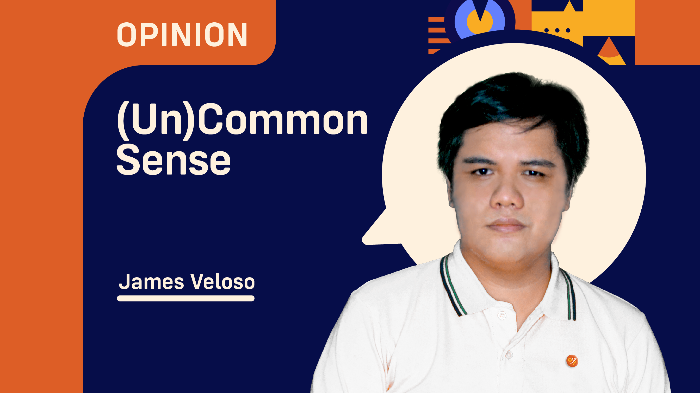 (Un)common Sense by James Veloso