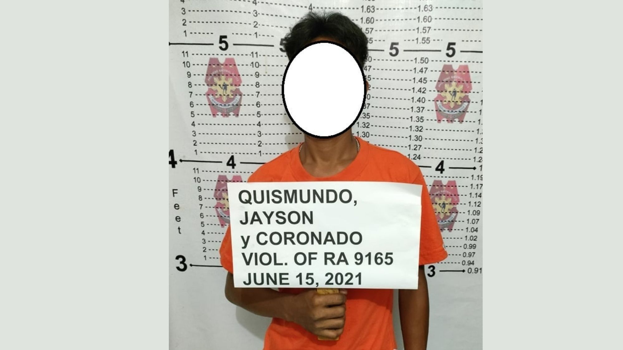 Suspected drug pusher nabbed in Pangil