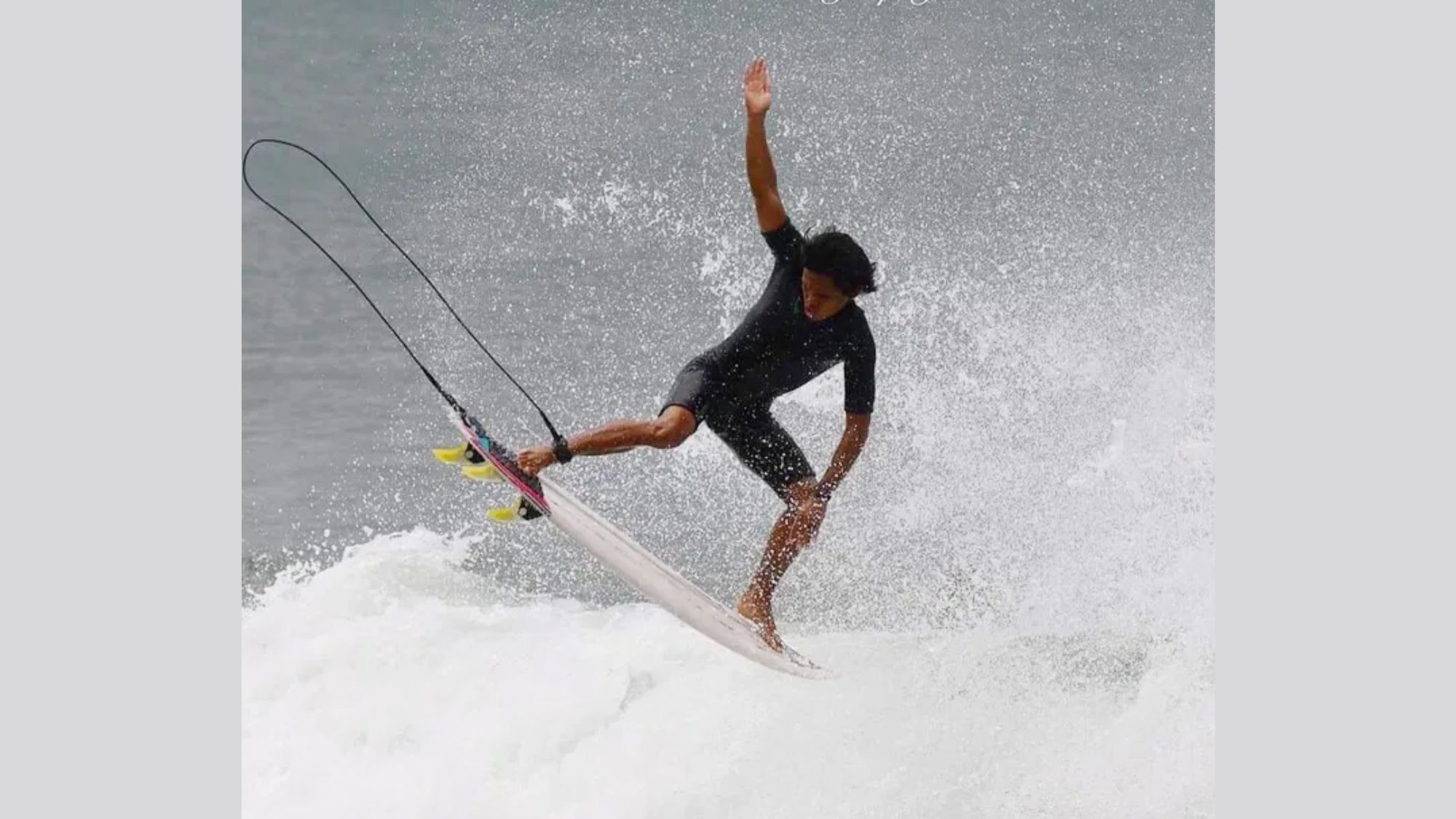 Filipino surfers vie for Olympic slot in El Salvador qualifiers
