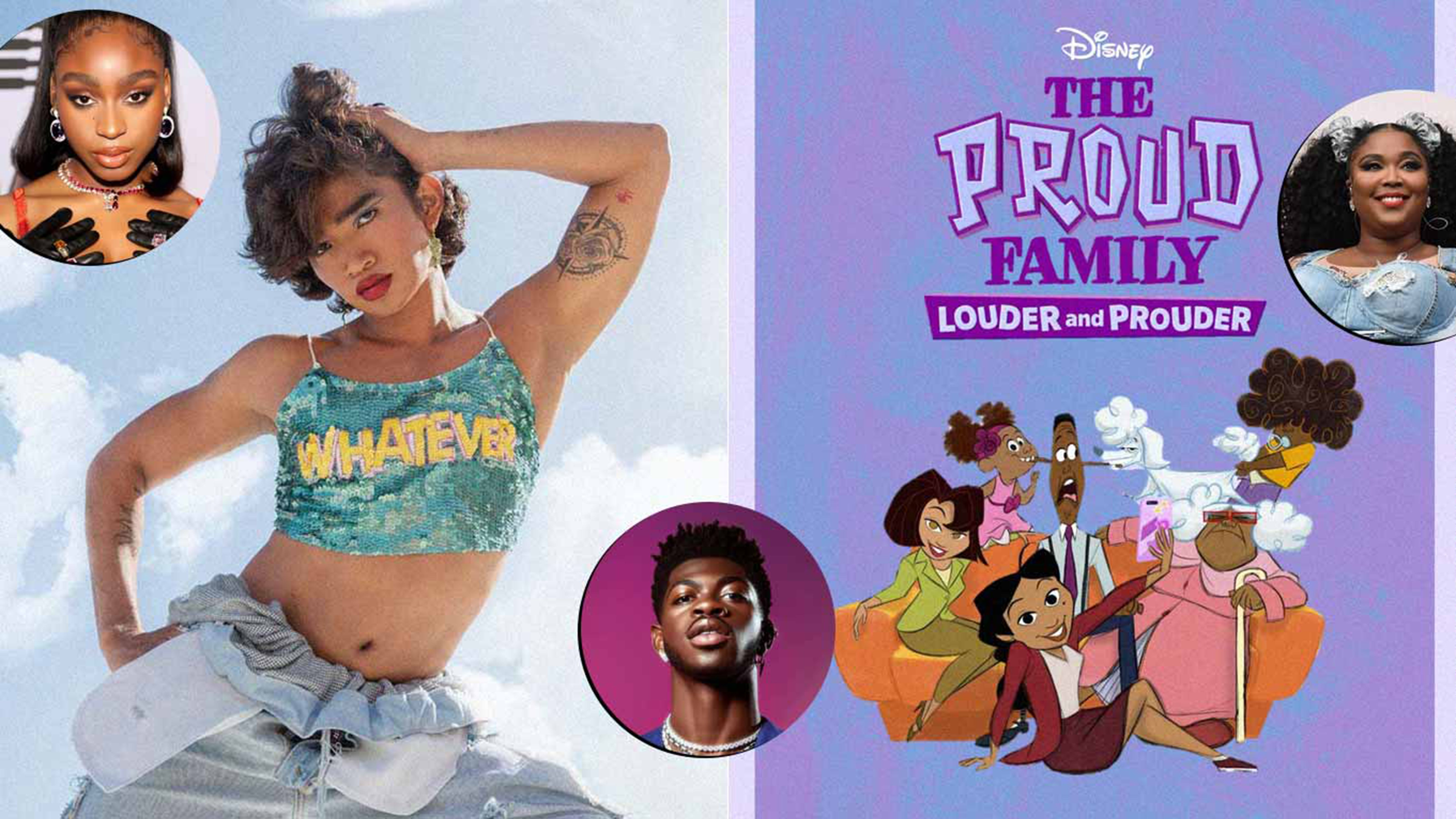 Bretman Rock to star in Disney's The Proud Family Louder and Prouder