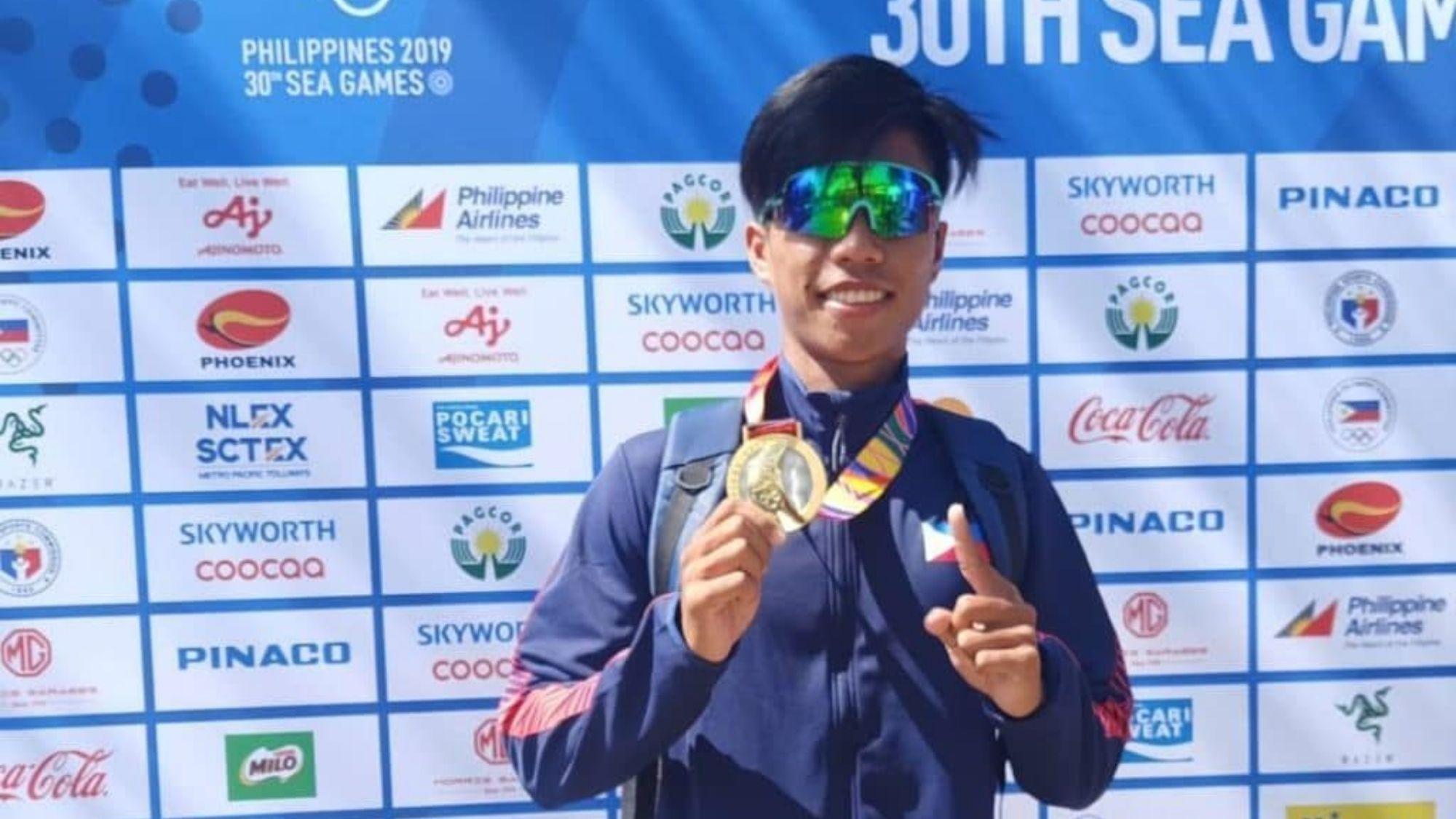 PH rower Cris Nieveraz headed to Tokyo Olympics