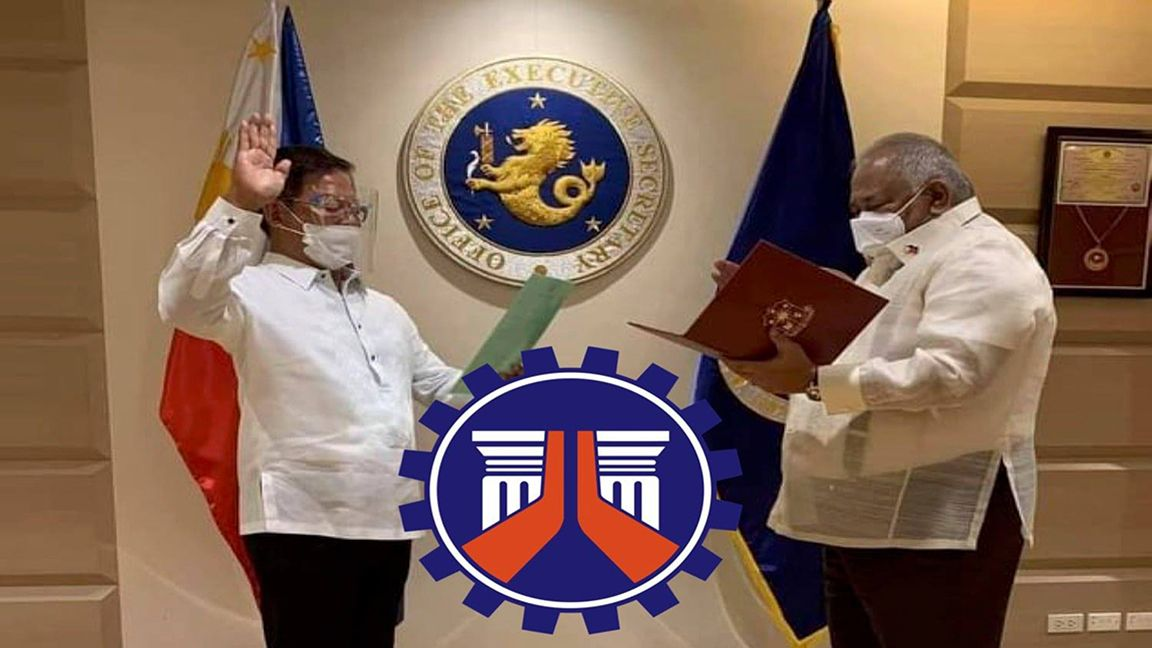S. Leyte solon is new DPWH head