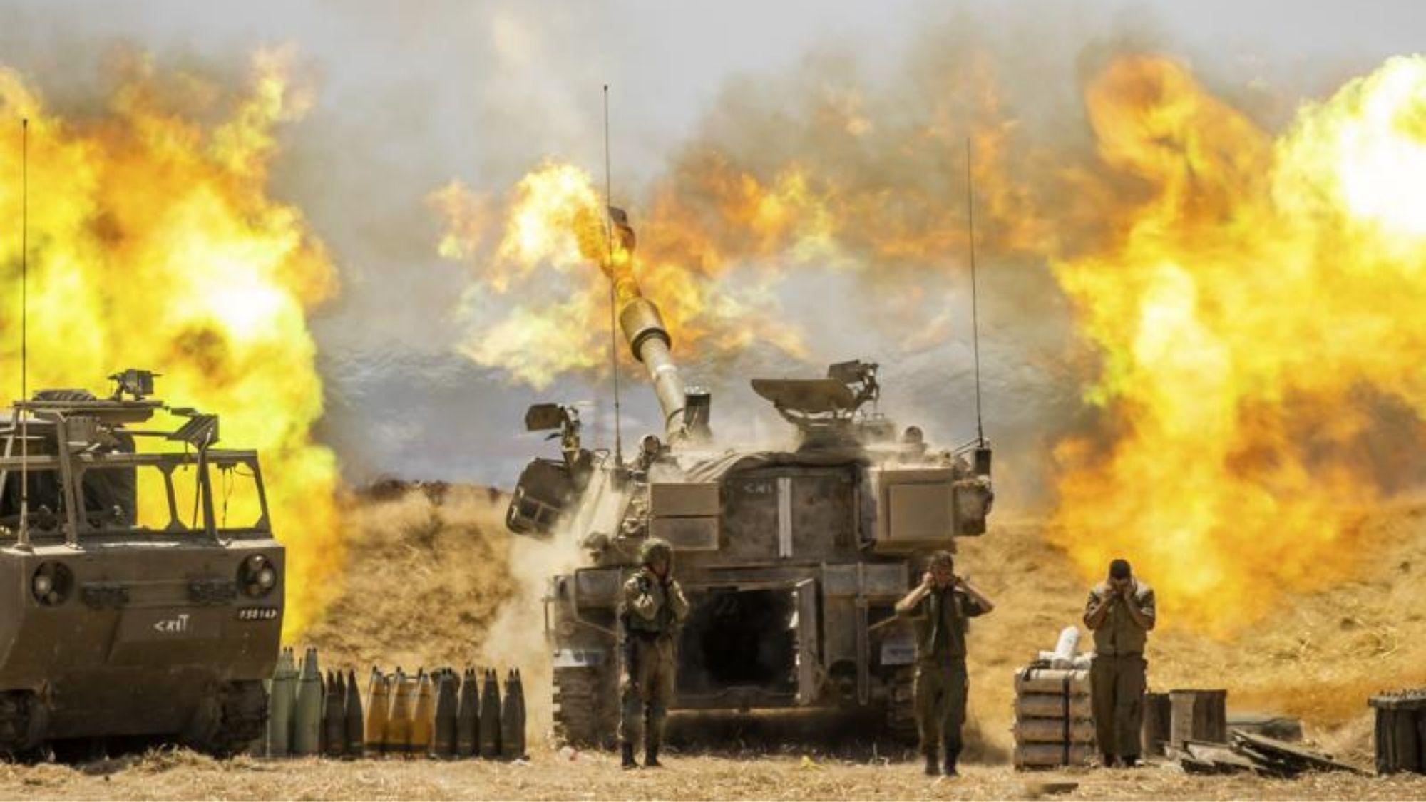 War in Gaza Strip! Israel kills senior Hamas military leaders