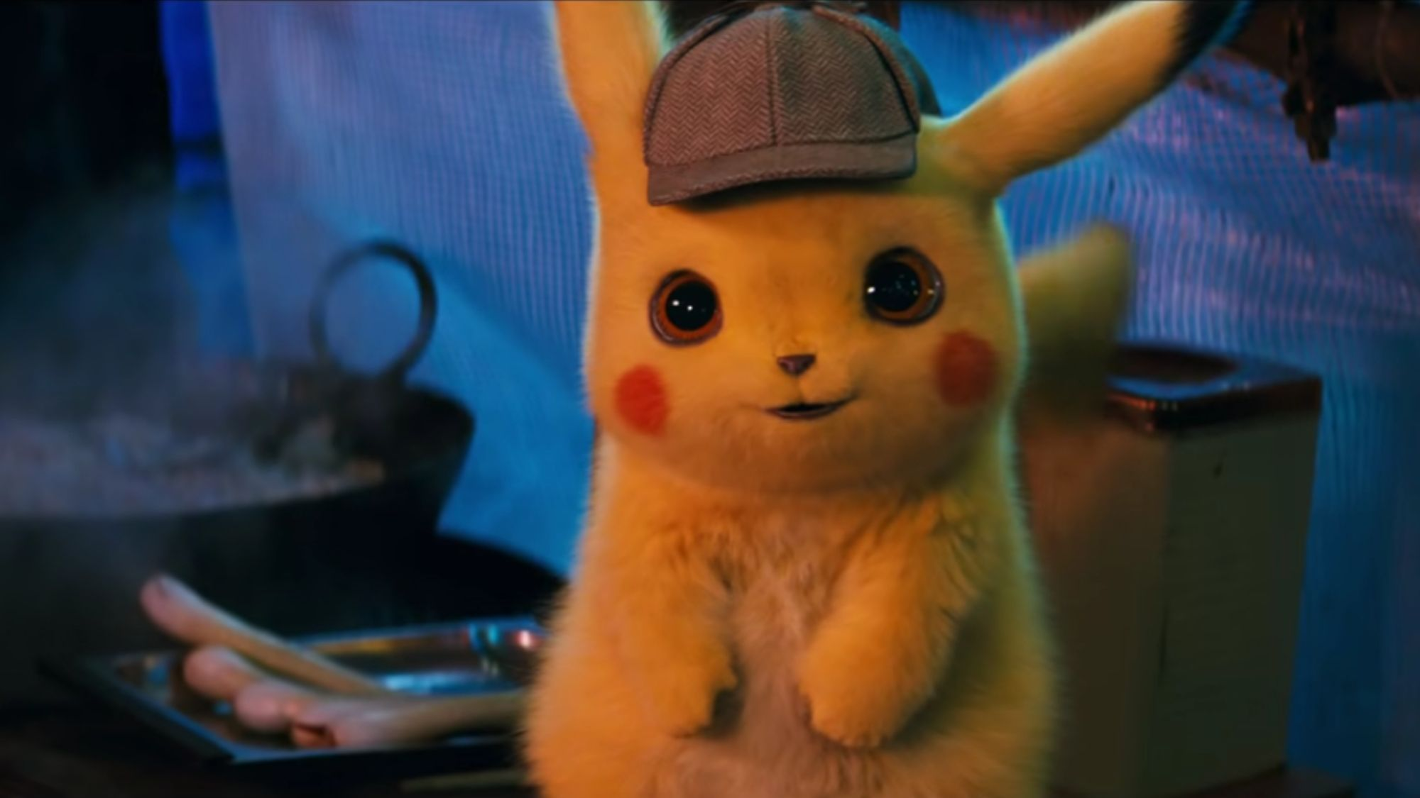 Live-action Pokémon series may be in the works with Netflix captured from Warner Bros. Picture, Youtube