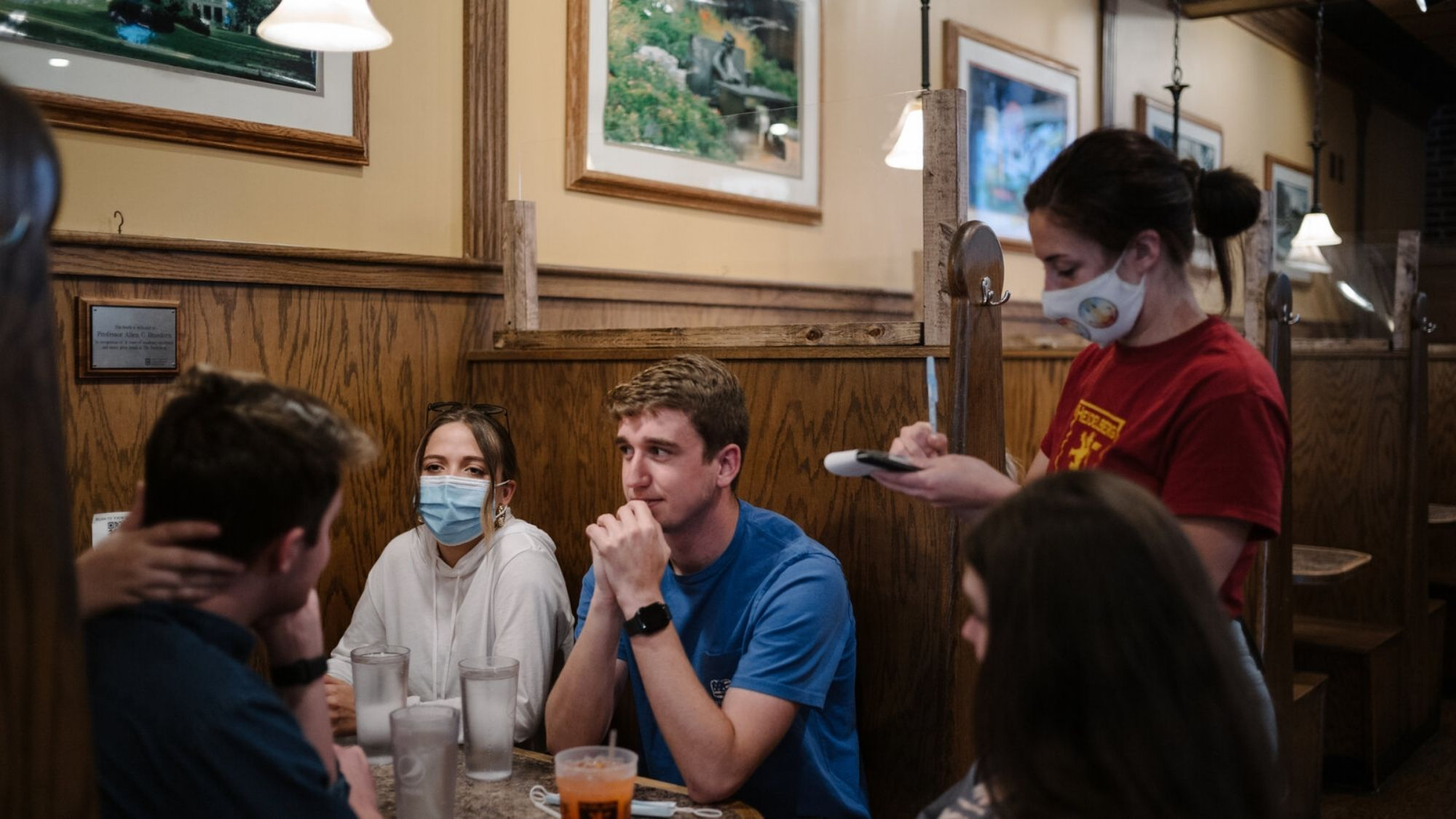 Free at last! US lifts indoor mask mandate for vaccinated people