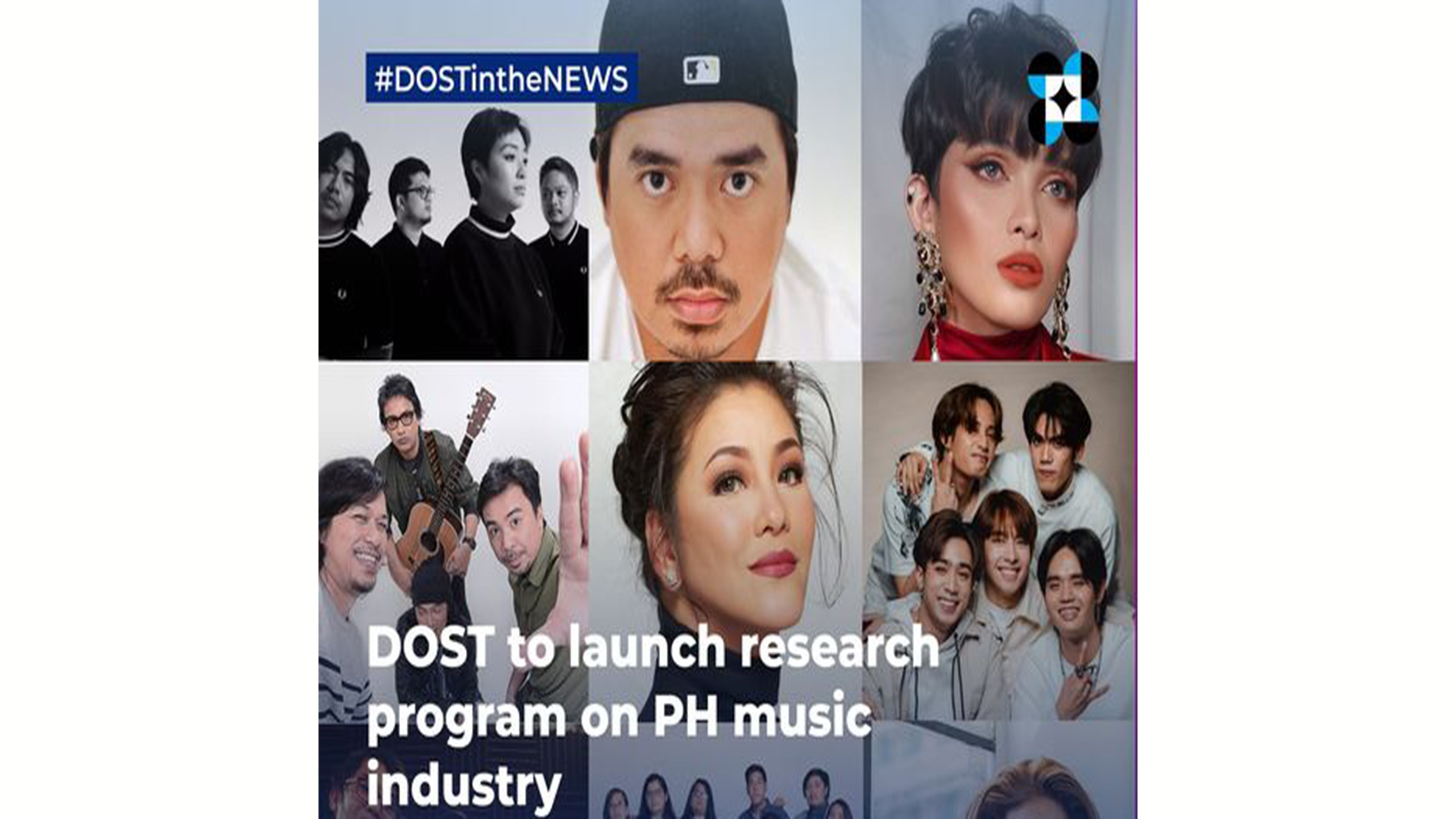 Boost for local artists; MusikaPilipinas research program launched photo from Research Pod