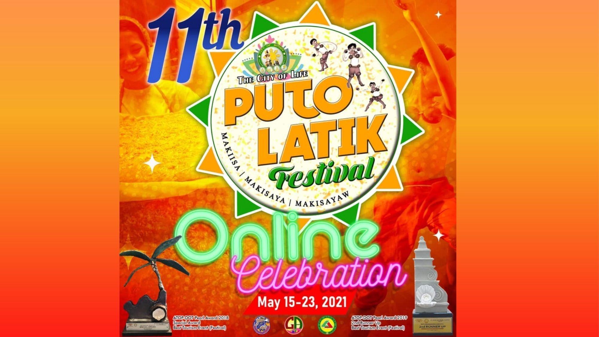 Biñan holds online Puto Latik Festival for 2nd straight year