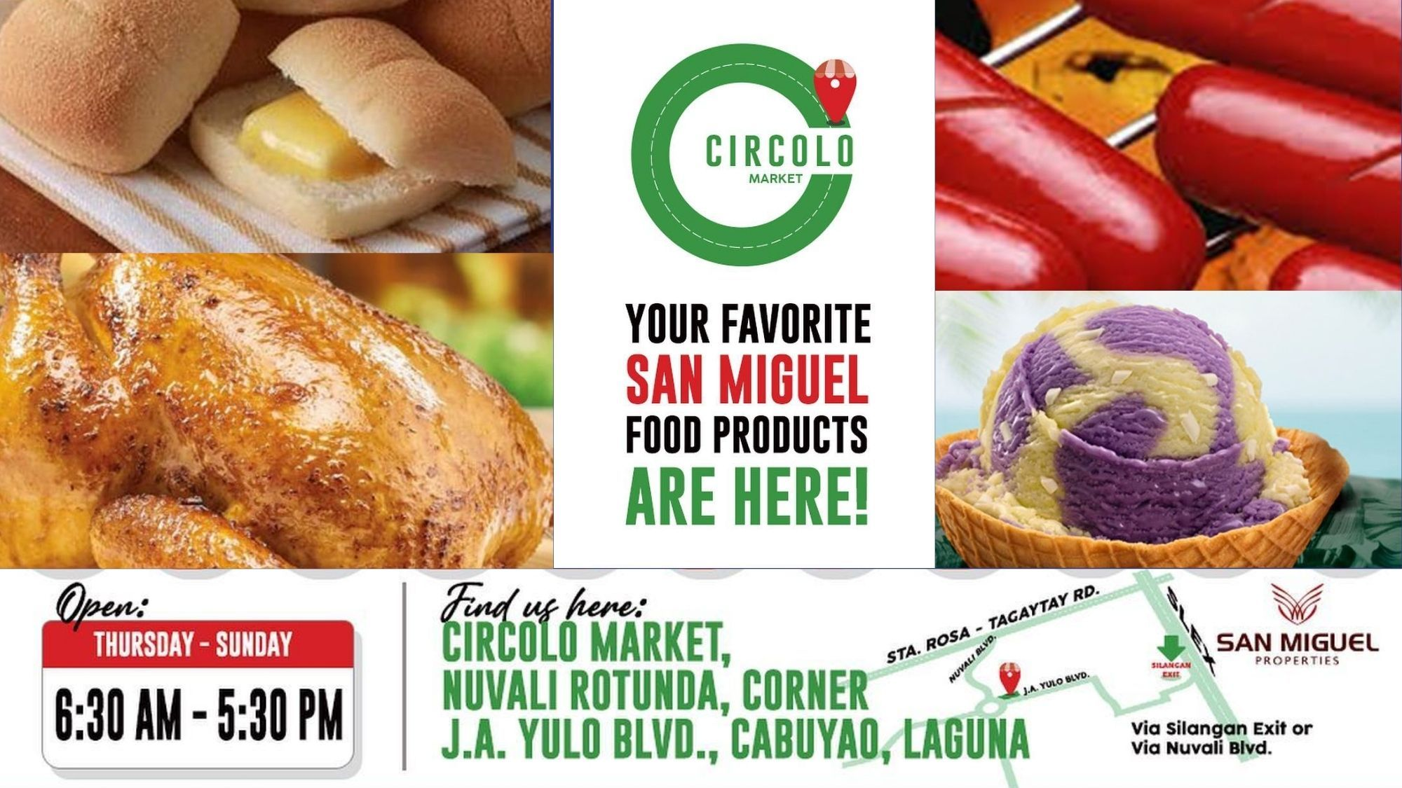 SMC opens second community market for farmers in Cabuyao photo from Circolo Market