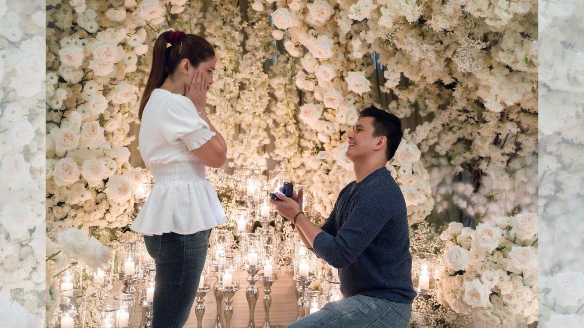 Carla Abellana and Tom Rodriguez are altar bound