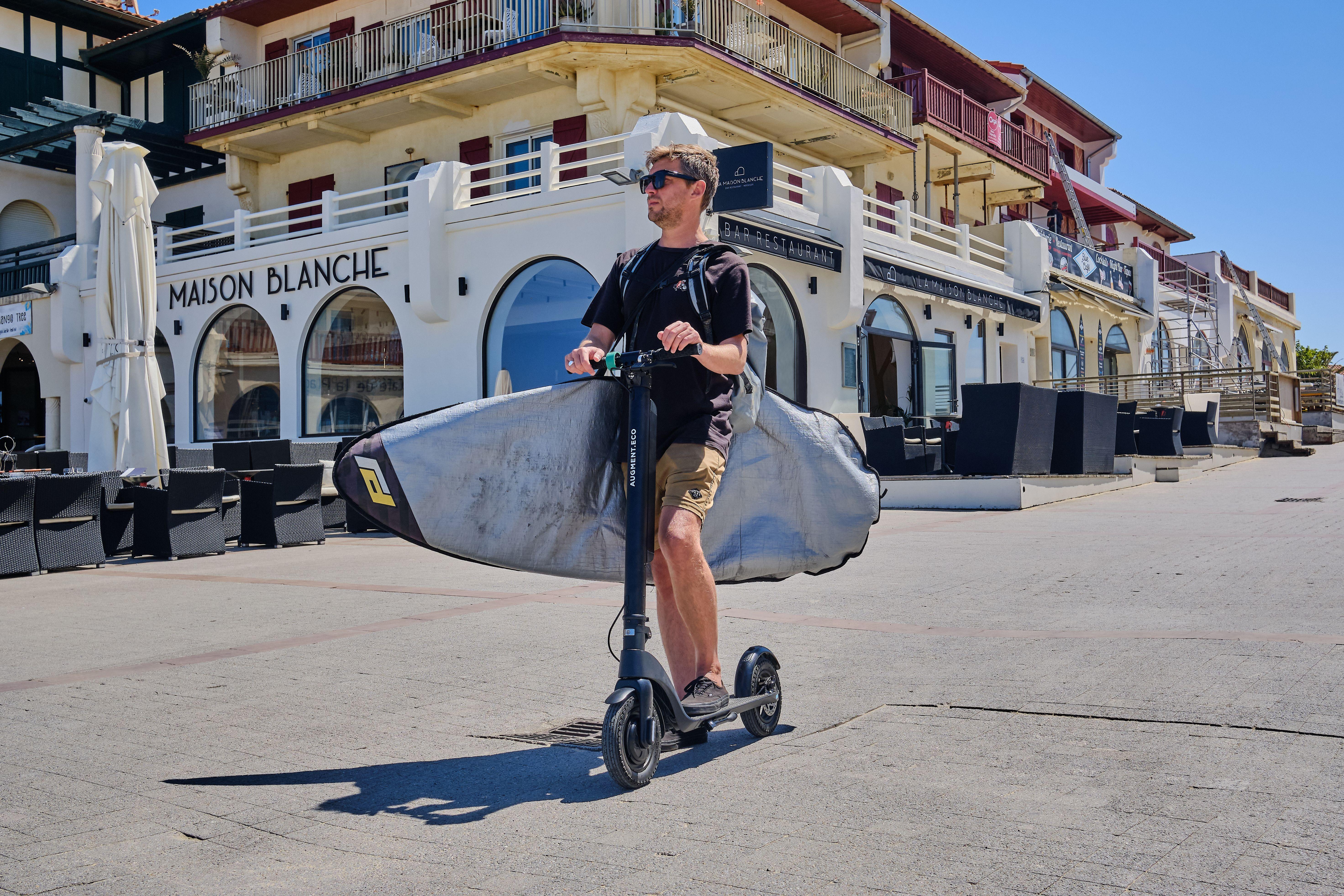 5 toppen argument att välja en scooter