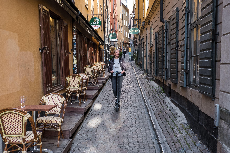 Augment ES 210 Stockholm Gamla Stan