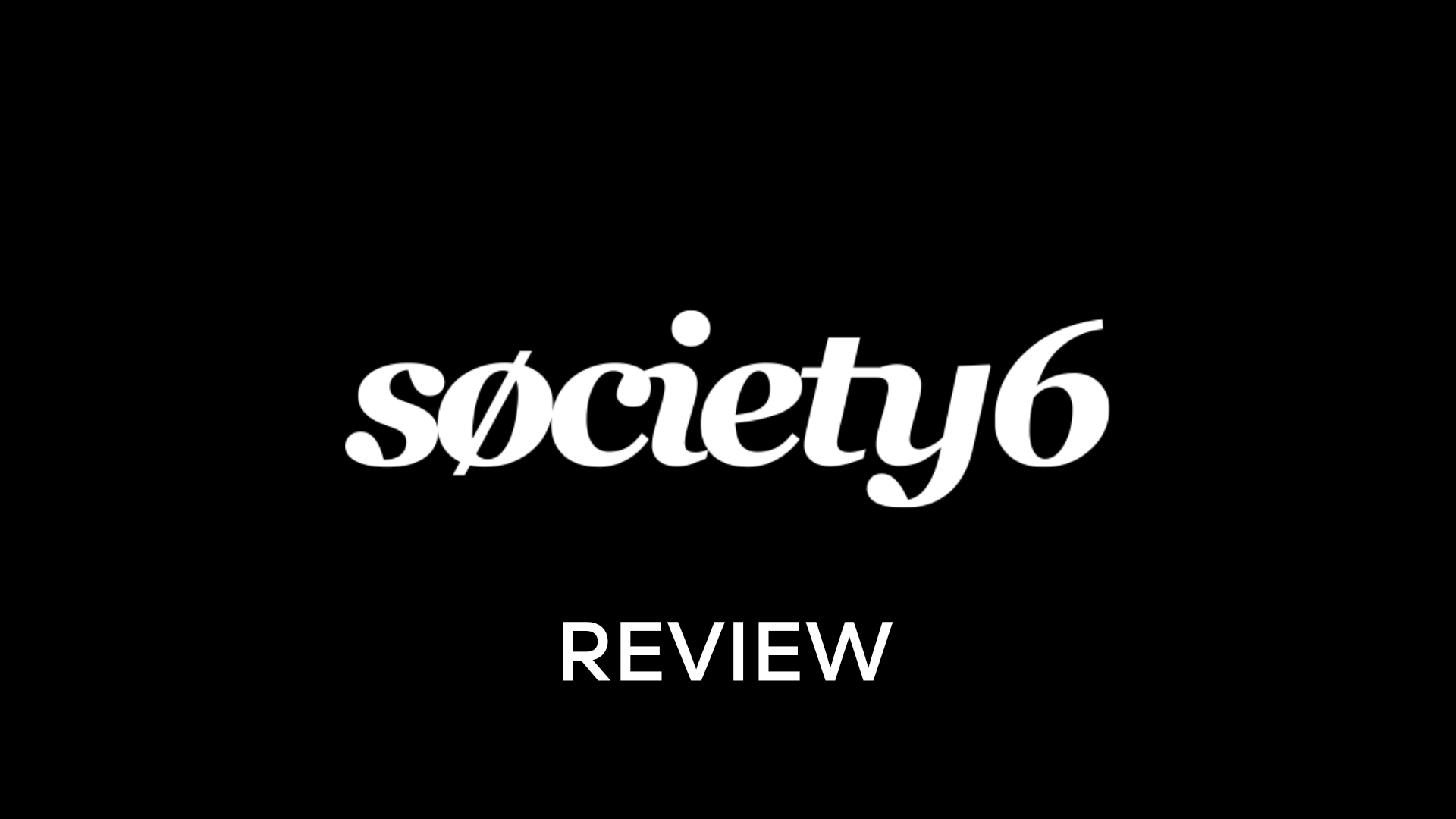 Should You Sell on Society6?
