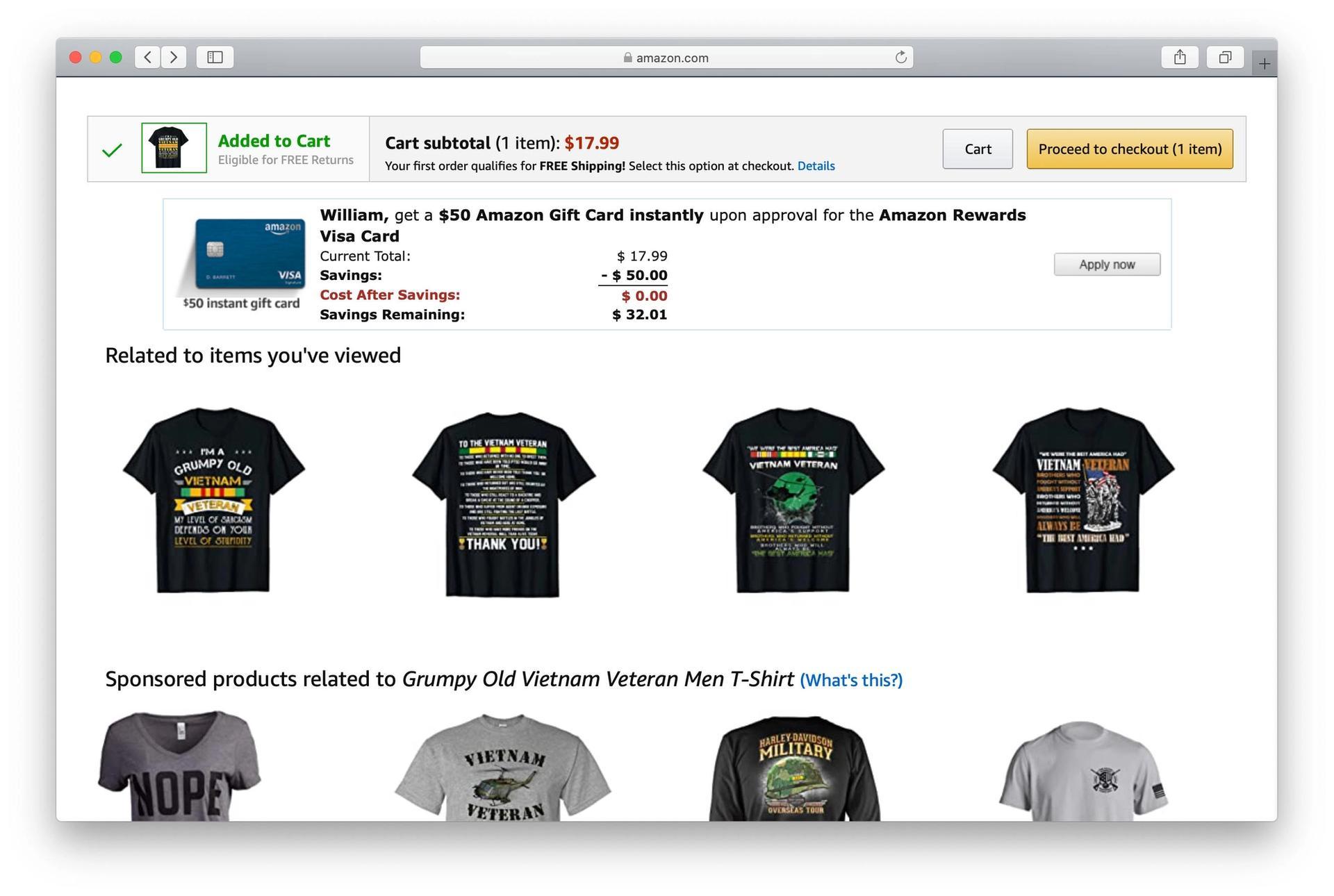 Amazon high conversion rates