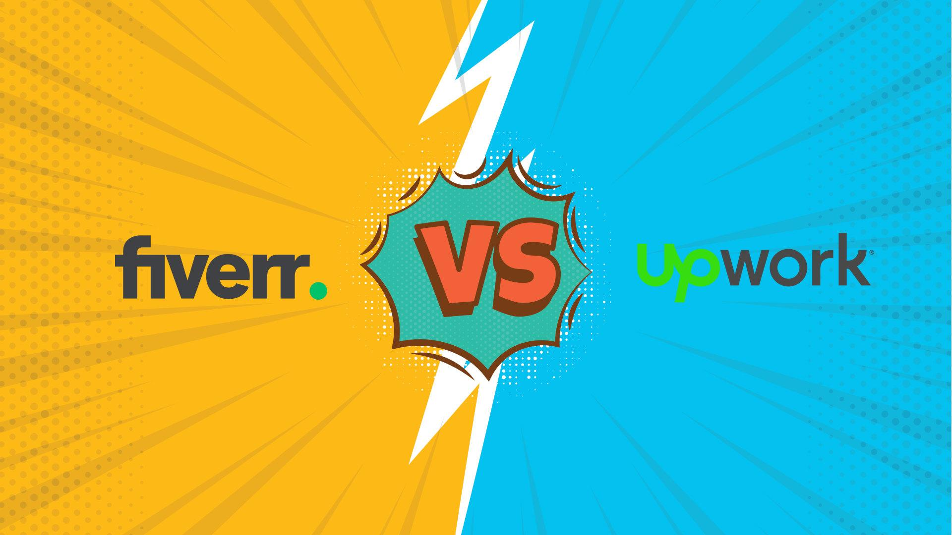 Fiverr vs Upwork: Client and Freelancer POV