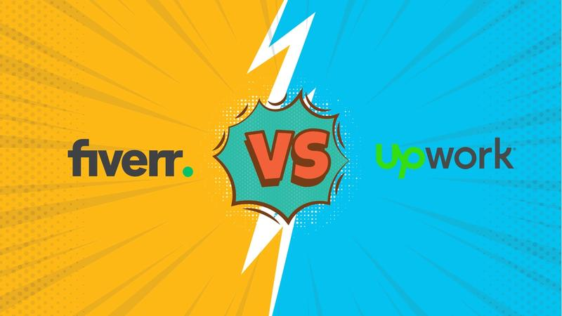 Cover for Fiverr or Upwork? Choosing The Right Freelancing Platform for Your Business