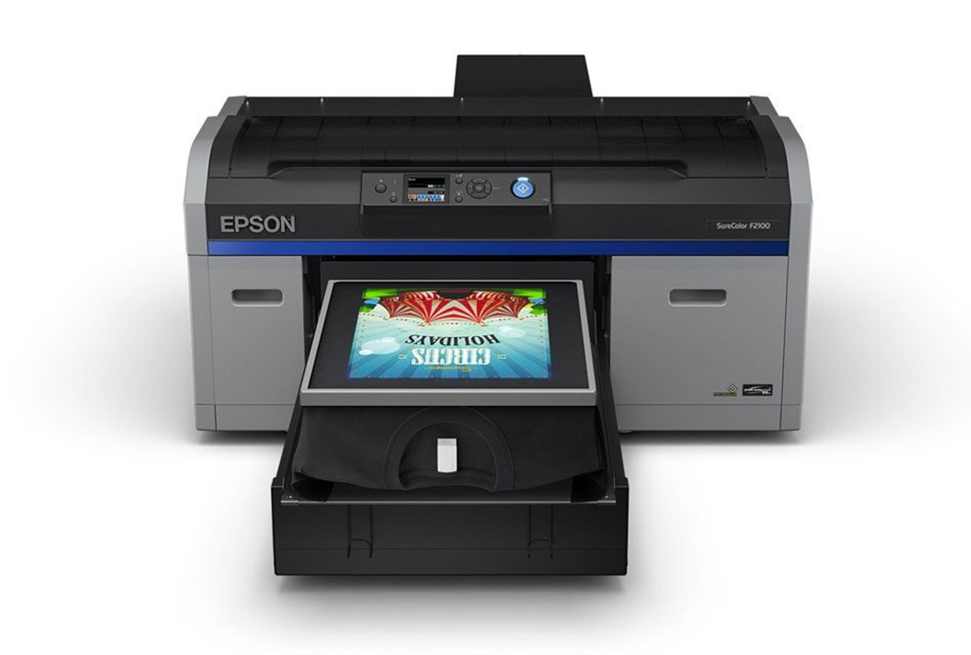 epson home DTG printer