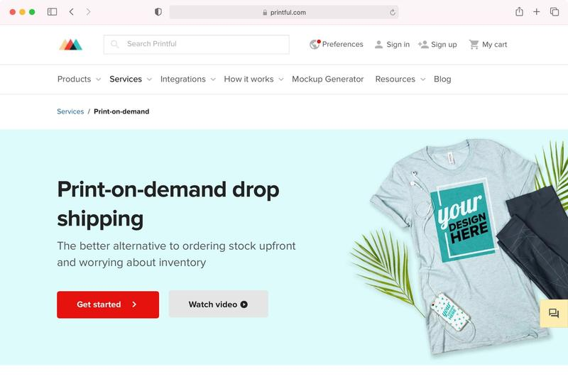 Is Printful Still The Best Print On Demand Platform for New Online Shops?