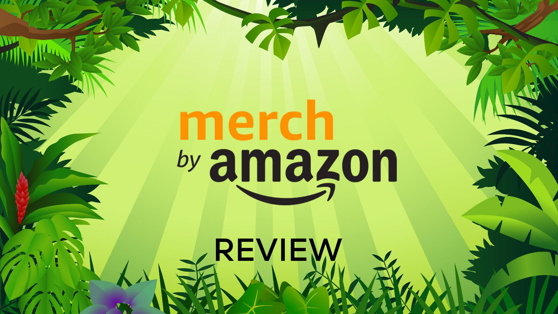 Merch By Amazon: Selling Merch on the Ecommerce Giant
