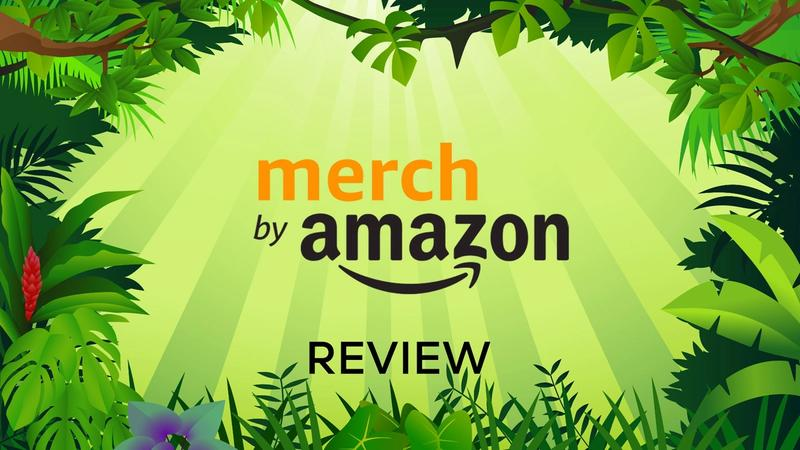 Cover for What Does It Take To Sell on Merch By Amazon?