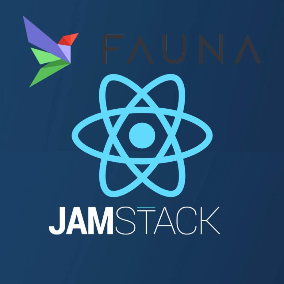 Supercharge din JAMstack med FaunaDB og React.js