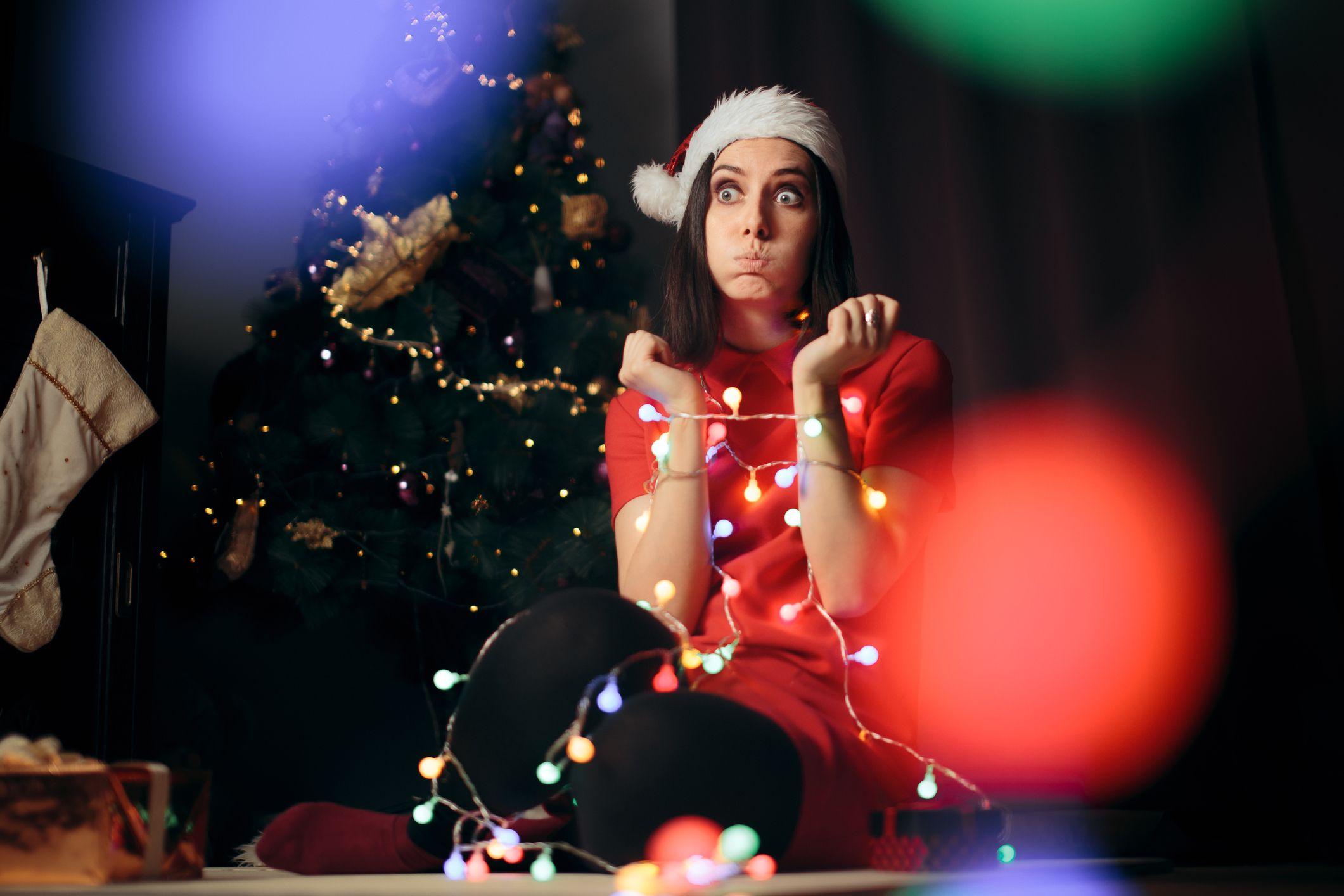 Apua! Joulu tulee, enkä todellakaan ole valmis!
