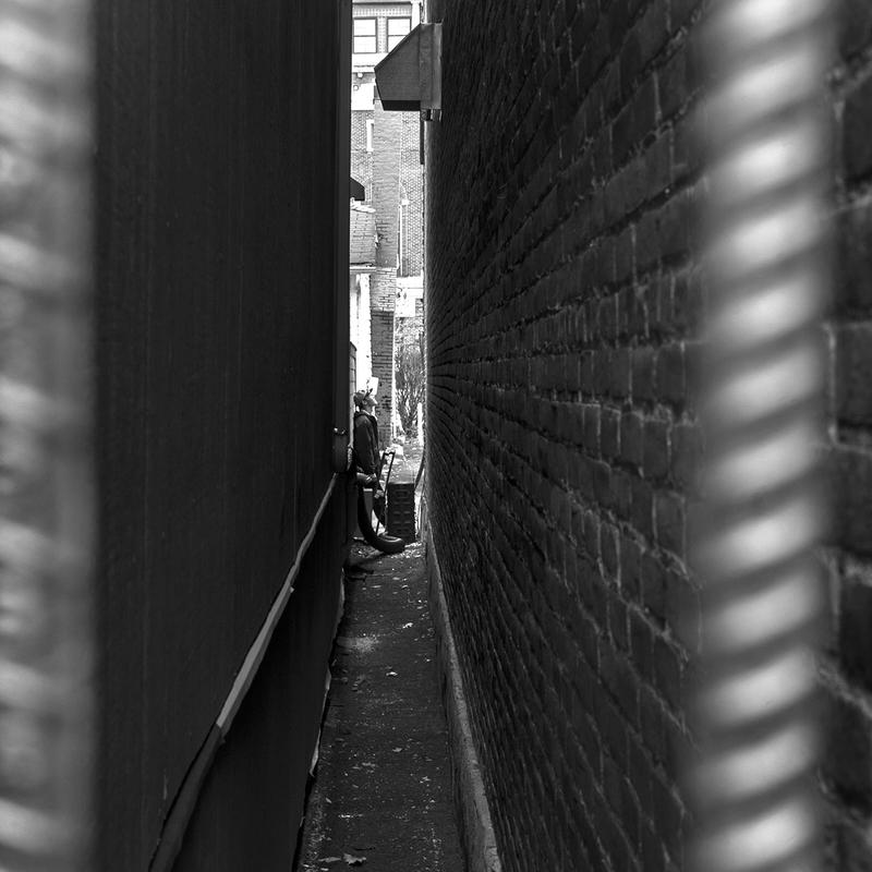 Lonely Alley