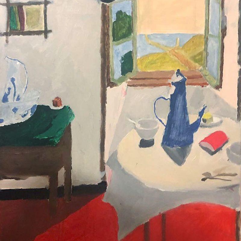"""Marius Borgeaud """"The Clean Room"""""""
