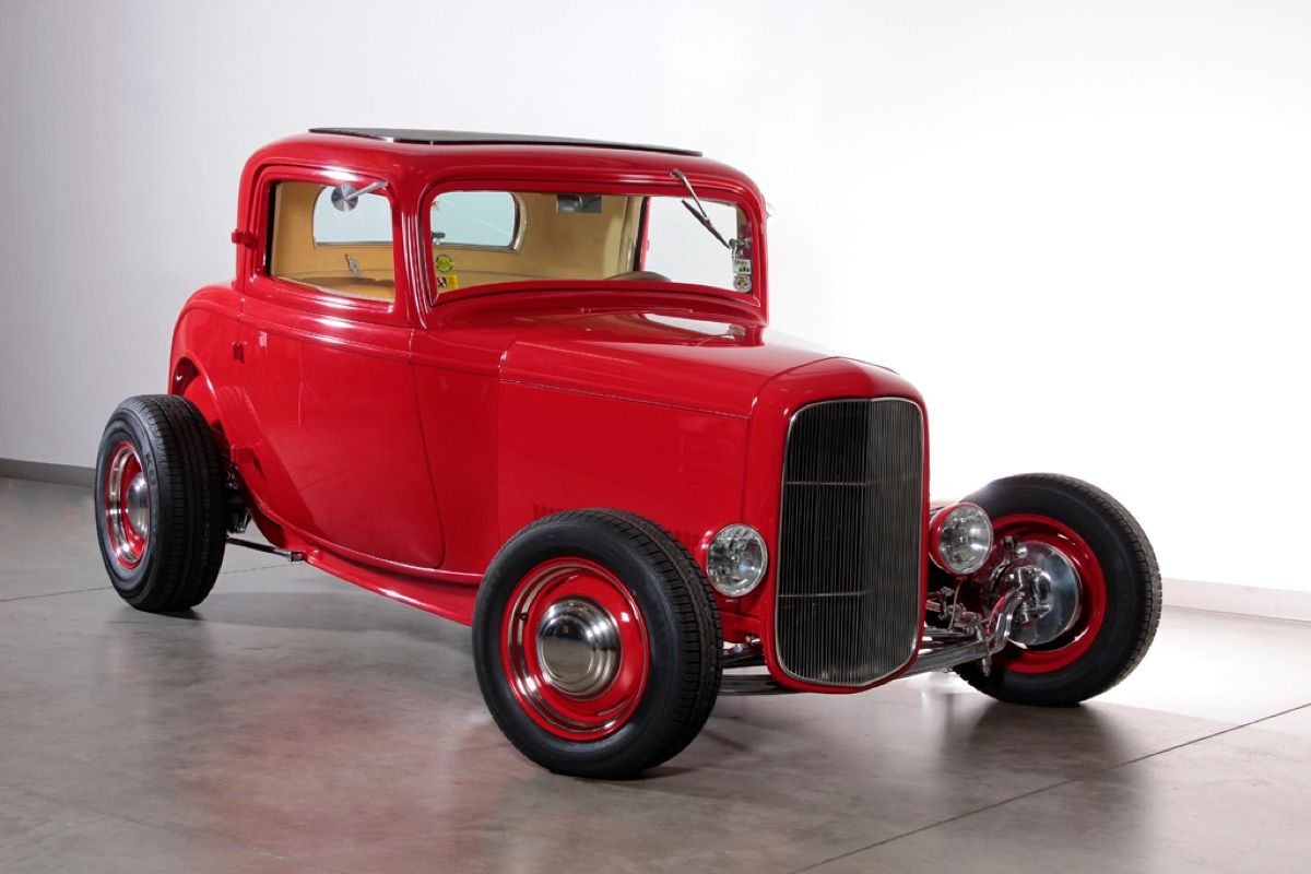 Custom Hot Rod Restoration Minnesota