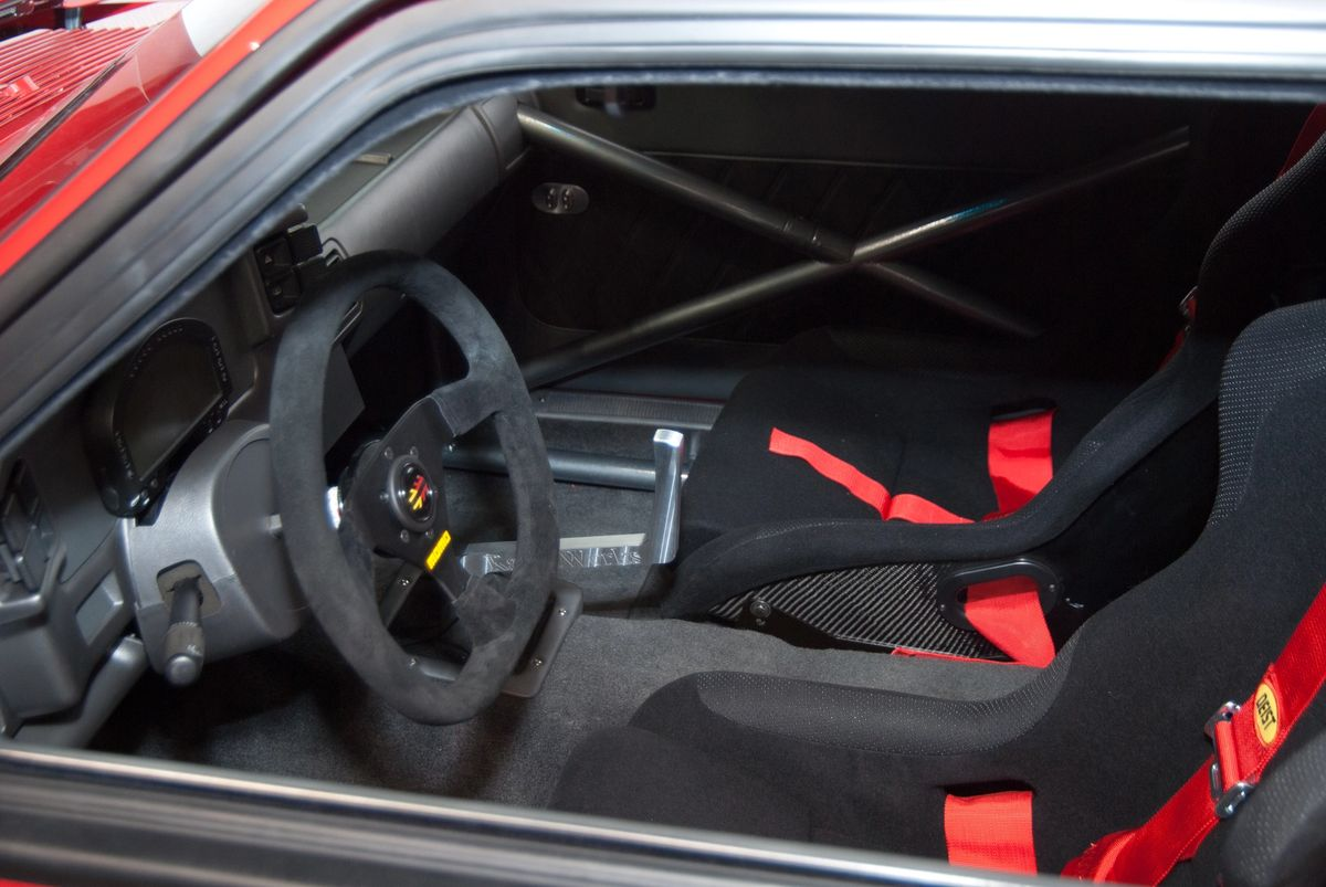 Pro Touring Mustang