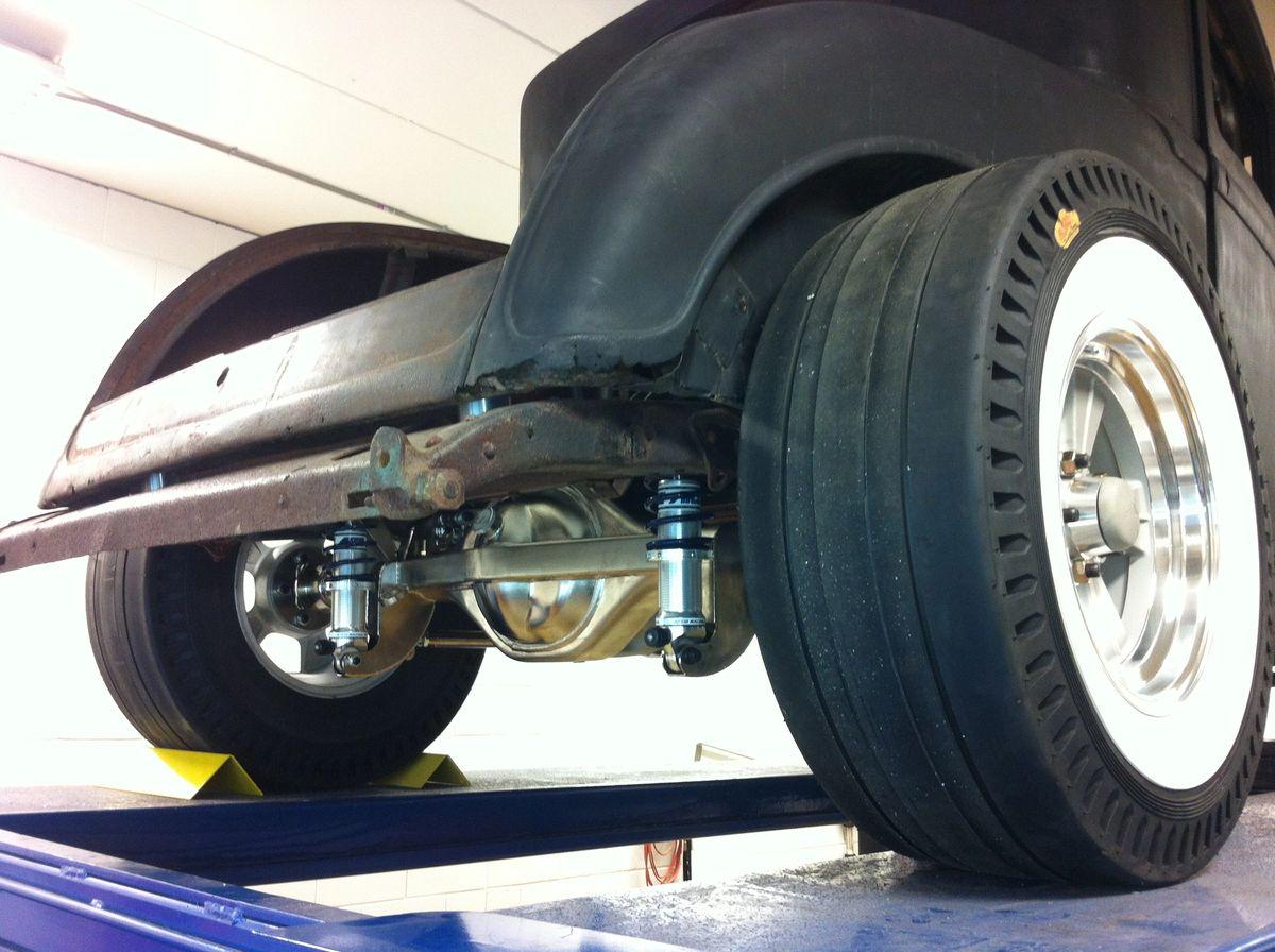 Plymouth Car Build