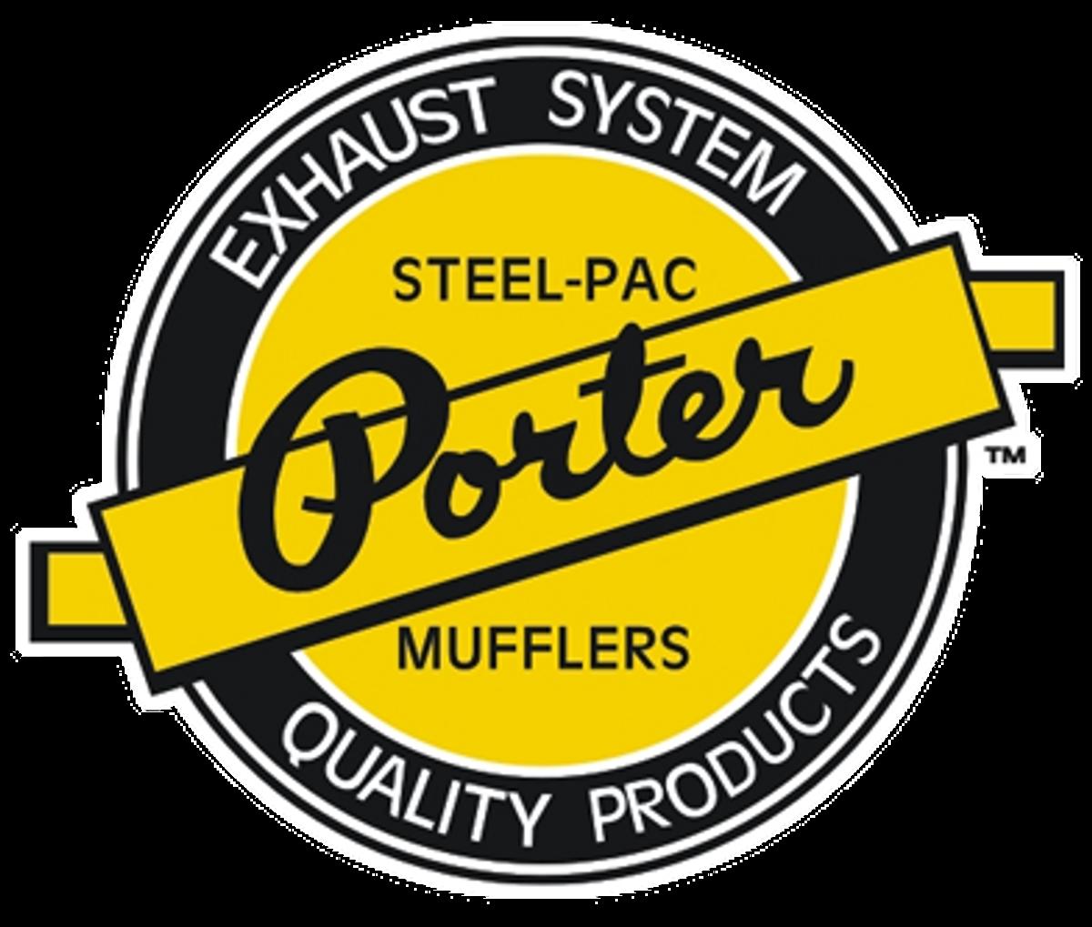 Porter Steel-Pac Mufflers