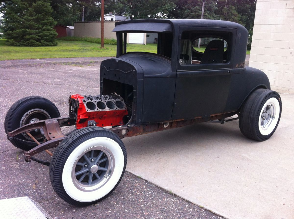 Hot Rod Plymouth Build