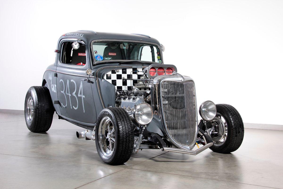 34 Ford Race Car