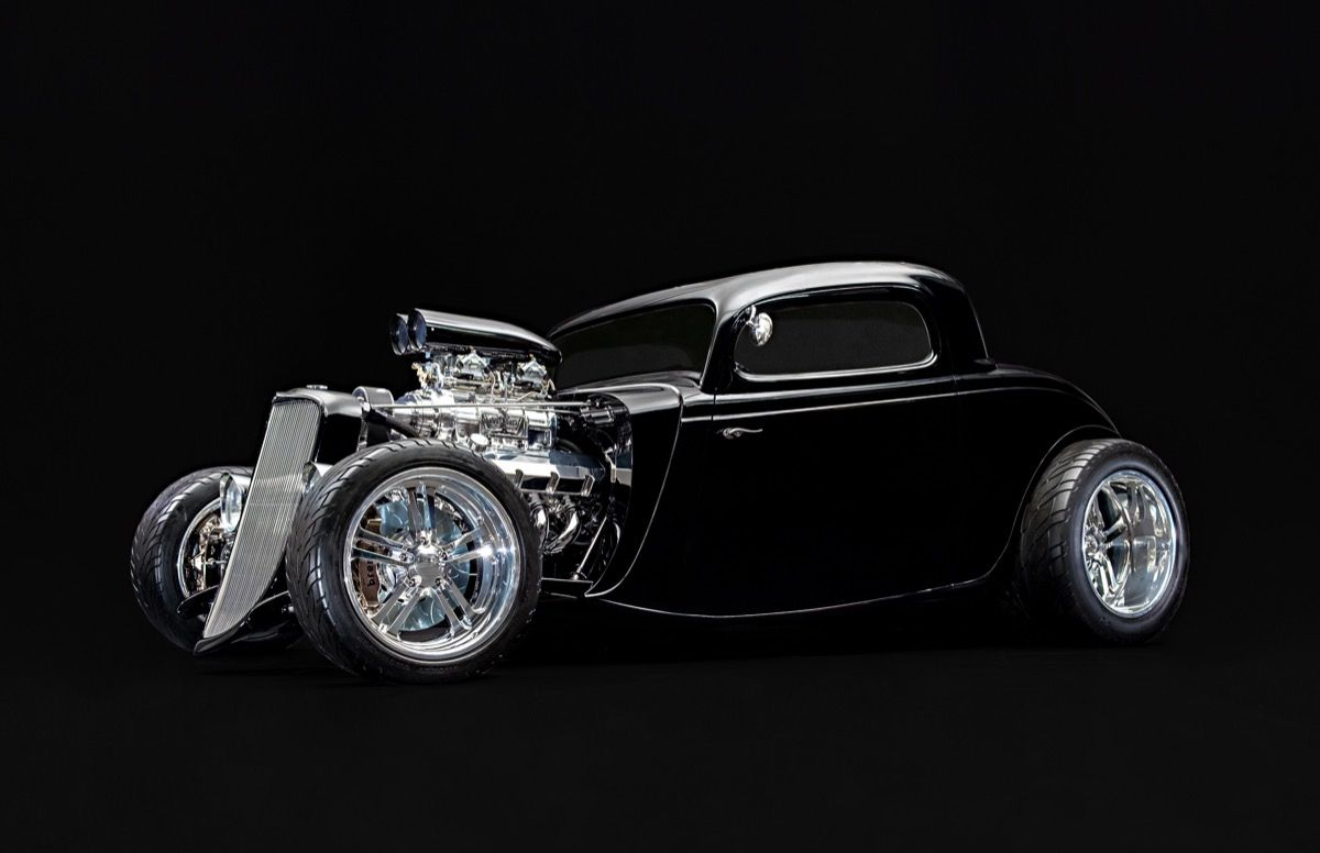 pro custom hot rods